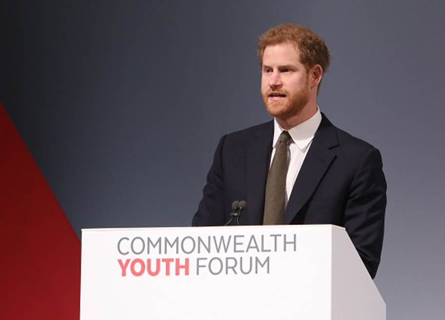 Prince Harry CYF