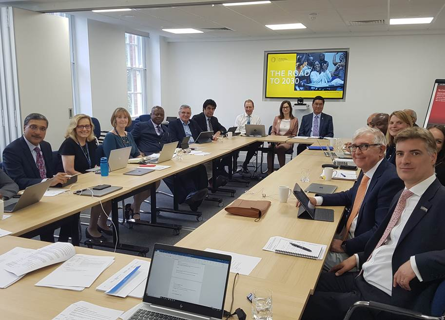 ACU Council Meeting July 2019