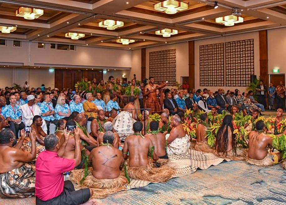 Traditional Ceremony Opening Ceremony Credit Fijian Government