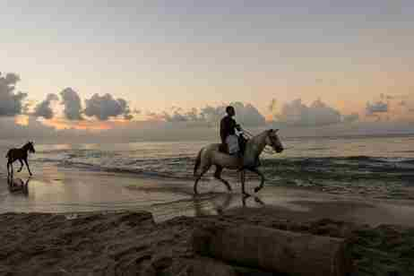 Love letter to a sister | CREDIT: image by helovi at iStock | CAPTION: A Garifuna rider