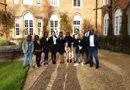 Commonwealth Futures, UK Students From ACU Members