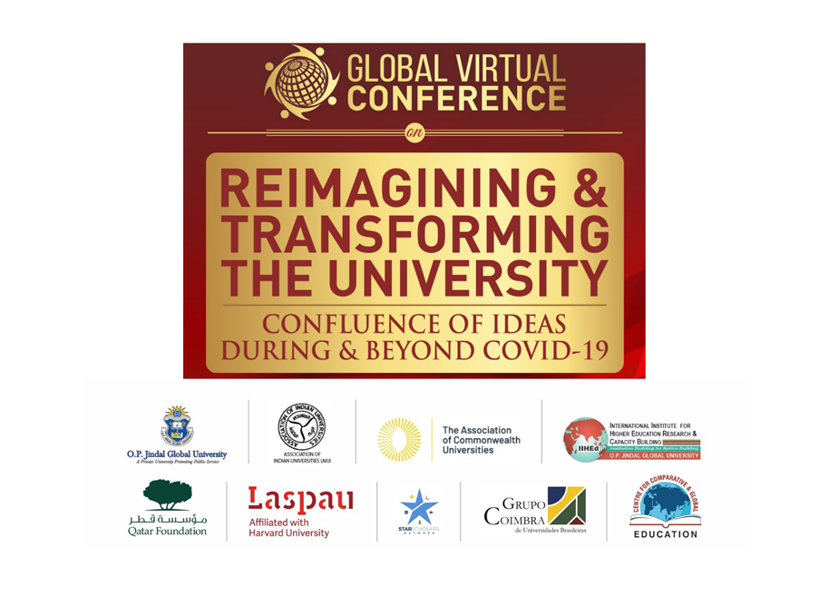 Global Virtual Conference: Reimagining & Transforming the University