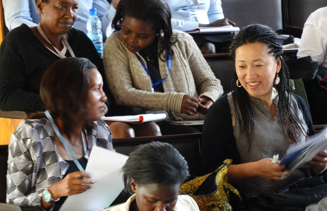 Gender Equity And The Sdgs Conference + Workshop University Of Nairobi 2016