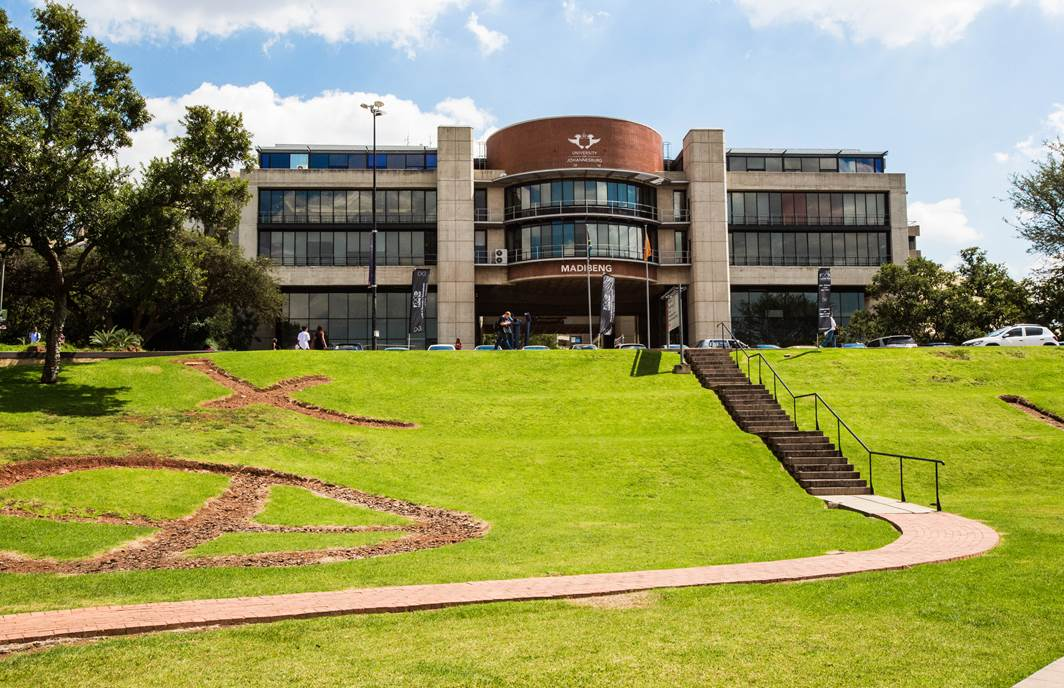 University Of Johannesberg, South Africa Campus